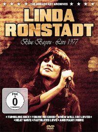 Cover Linda Ronstadt - Blue Bayou - Live 1977 [DVD]